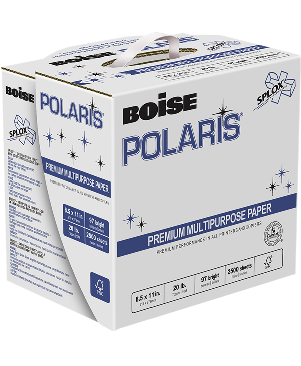 Polaris Multipurpose splox paper carton