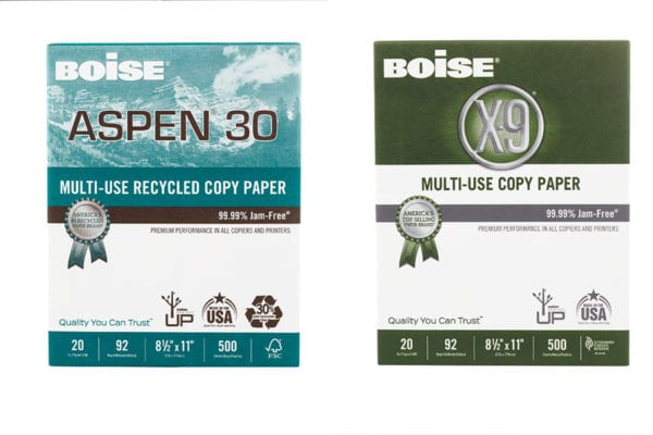 Recycled vs. Non-Recycled Paper: Do You #Dare2Compare?