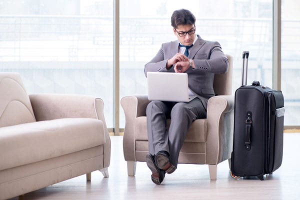 How to be a Road Warrior During Business Travel