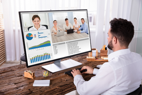 How to Hold a Productive Virtual Meeting