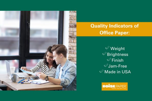 How to Judge the Quality of Office Paper