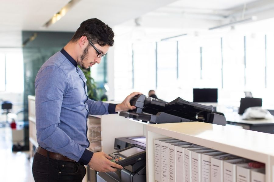Most Office Paper Buyers Lose Time to Paper Jams – and They Don't Know What Causes Them