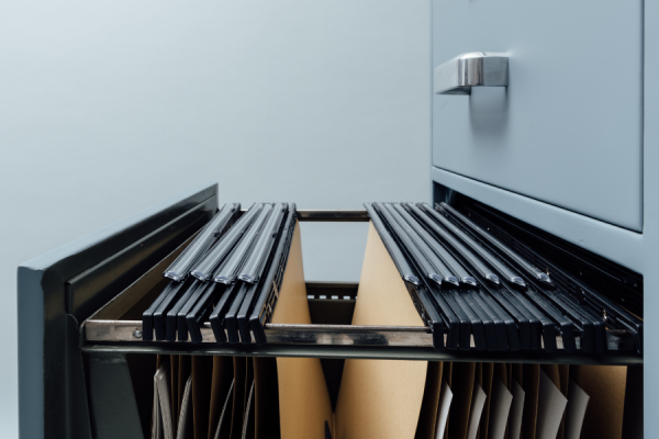 Create an Office Filing System That Works